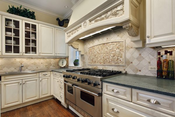 Custom Kitchen Cabinets​